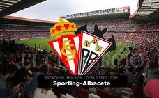 Ganadores de entradas para el Sporting-Albacete
