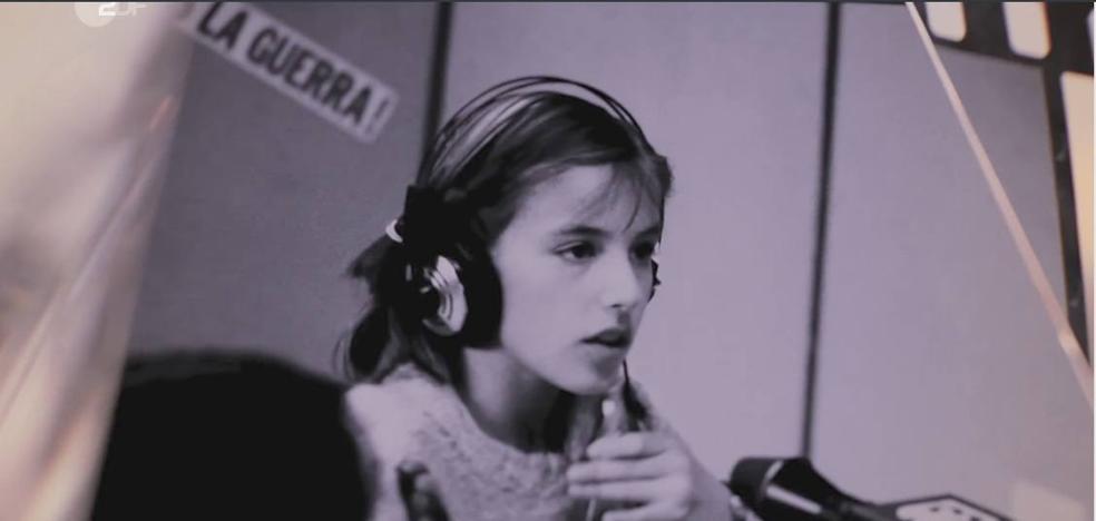 «¡Muy buenas, pequeñinas!», los primeros pasos de doña Letizia en la radio