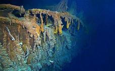 El Titanic 107 años después de la tragedia