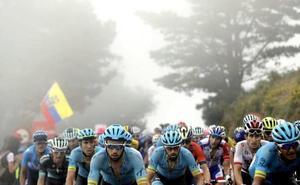El Ayuntamiento espera un retorno de 2,3 millones por la etapa de La Vuelta en Oviedo