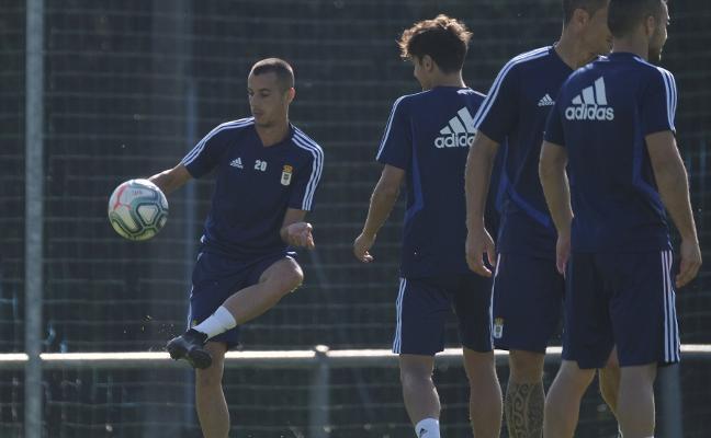 Real Oviedo   Nueva cara en el estreno en el Tartiere