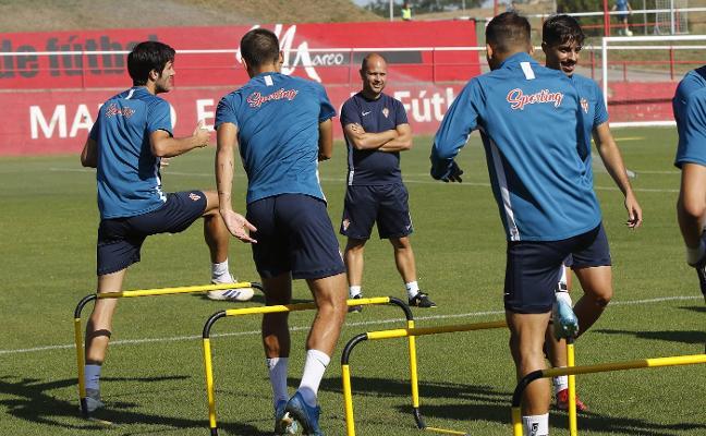 Sporting | «Tengo claro que haremos muchos goles»