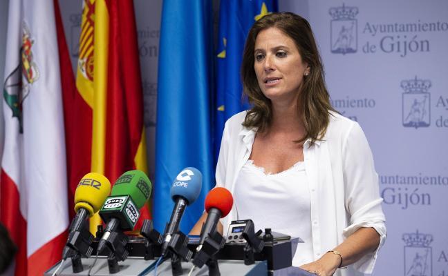 La exconcejala Lara Martínez, gerente de la empresa municipal Divertia