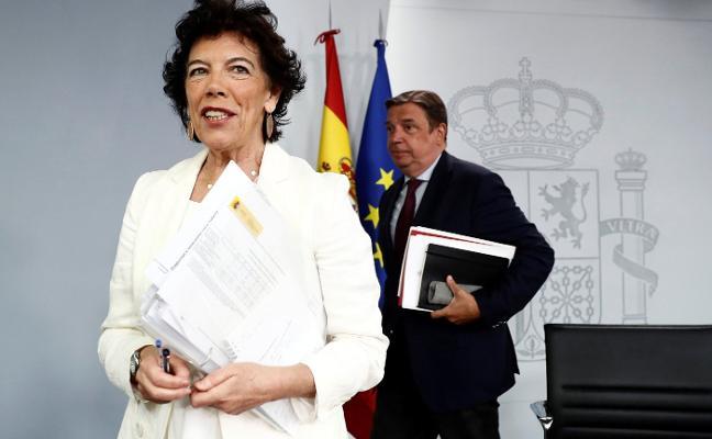 El Gobierno culpa al PP y a los independentistas del bloqueo de los fondos autonómicos