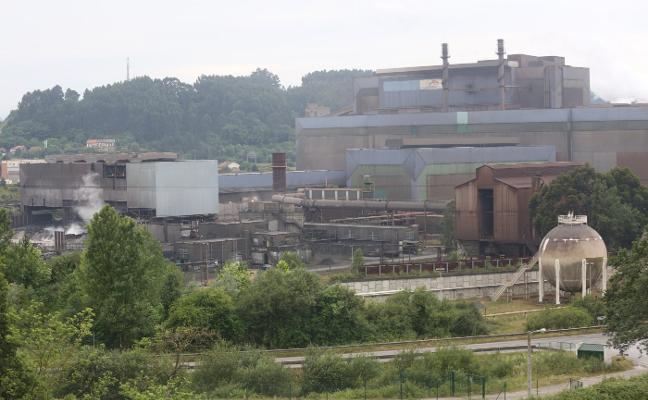 Arcelor contiene la aplicación del ERTE pese a los recortes en la producción