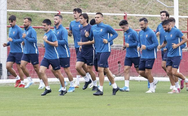 Sporting | El Sporting quiere avivar la llama de la ilusión