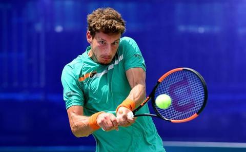 Carreño se enfrenta a Pella en el US Open tras su derrota en Winston Salem