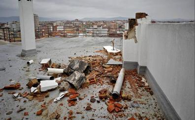 575 rayos cayeron en Asturias durante la tormenta de este domingo