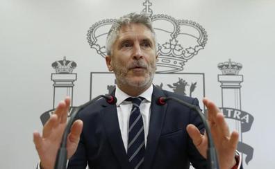 El Gobierno garantiza que las concertinas de Ceuta y Melilla estarán retiradas en 2020