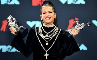 El éxito imparable de Rosalía, la primera cantante española en ganar un MTV Music Award
