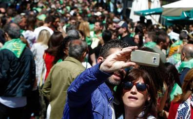 El Día de América homenajeará a Gascona con una carroza sobre el Bulevar de la Sidra
