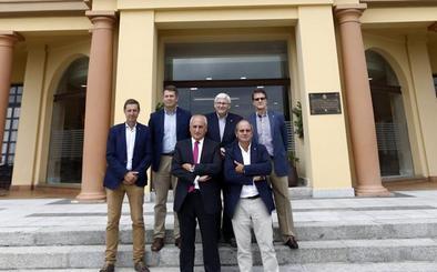 El Centro Asturiano aguarda por los permisos regionales para la obra del gimnasio