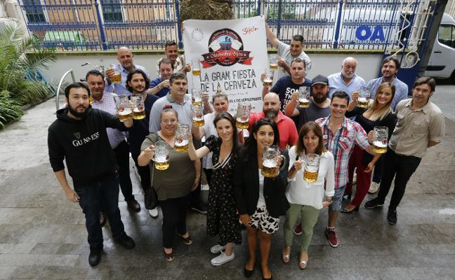 El Oktoberfest regresa este jueves a El Bibio con «una oferta diferenciada»