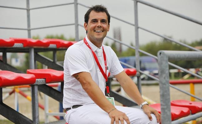 CSIO Gijón | Sergio Álvarez Moya: «Los Juegos los veremos por la tele, no hay opciones»