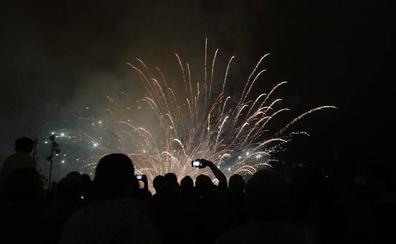 Ana Belén pone el broche de oro a dos meses de actividad festiva en la ciudad