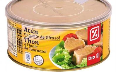 Alerta sanitaria en Asturias | Estas son las latas de atún de DIA afectadas con toxina botulínica