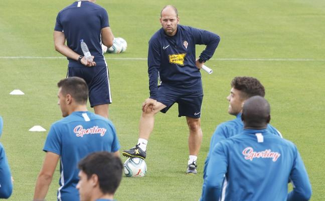 Sporting | José Alberto: «Hay que mejorar mucho en ataque»