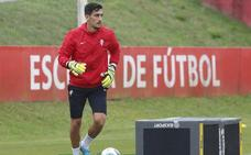 Sporting | Mariño: «Mi ilusión es la misma que la de la afición»