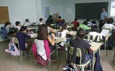 Los sindicatos docentes tachan de «excesivo» el 39% de medias jornadas entre los interinos
