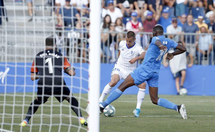 Las imágenes del Fuenlabrada 2 - 1 Real Oviedo