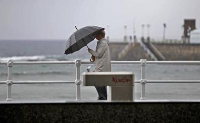 Asturias, en alerta por fuertes lluvias para decir adiós a las vacaciones