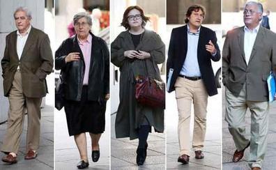 Los condenados por el 'caso Renedo' siguen libres dos años después del fallo