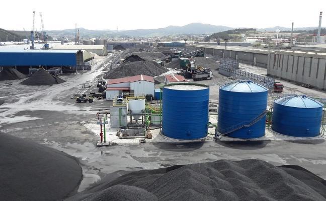 García-Munté concluye su planta de carbones tras ocho millones de inversión