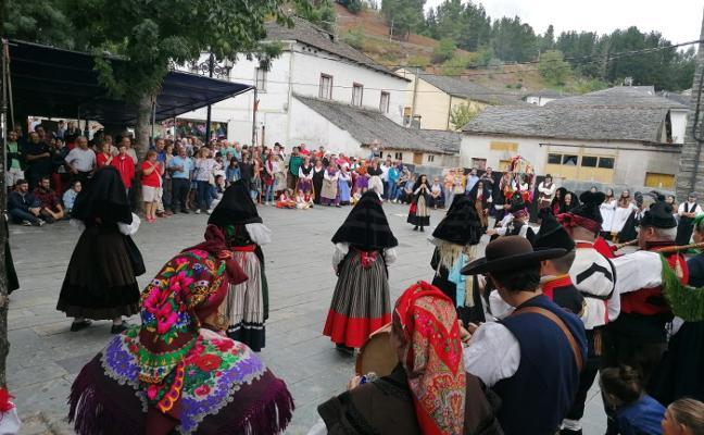 Ibias, escenario del folclore del Suroccidente asturiano