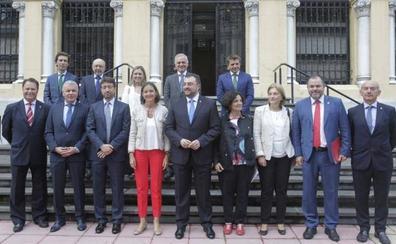 Berta Piñán celebra que Asturias se sitúe como destino de referencia del «turismo verde» en España