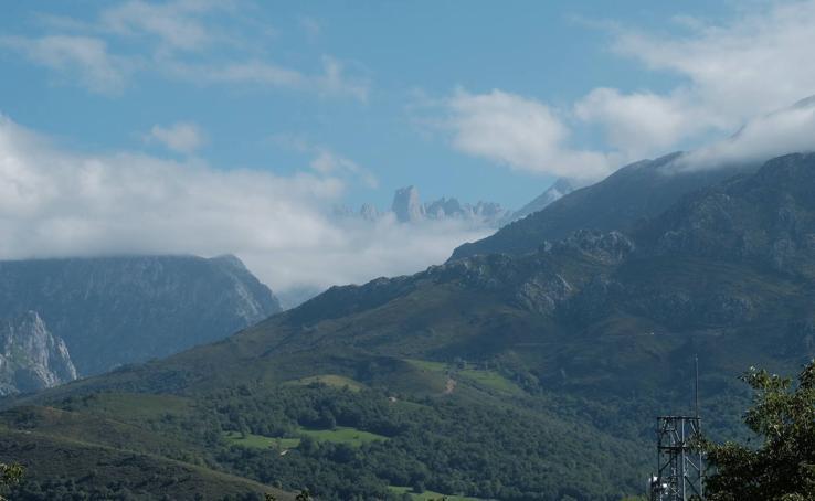 Asiegu, un mirador de lujo en los Picos de Europa