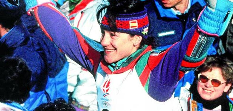 Blanca Fernández Ochoa, pionera del deporte femenino español