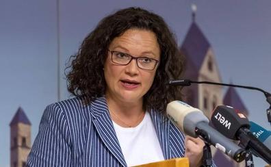 Los candidatos a liderar el SPD alemán comienzan la campaña