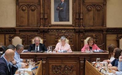 Gijón saca adelante la modificación presupuestaria de 1,3 millones