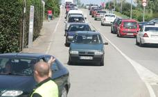 Restricciones de tráfico en Gijón este sábado por la Vuelta Ciclista a España