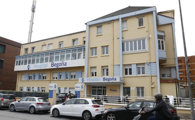 El Hospital Begoña lleva a los tribunales el PGO por las trabas para ampliar sus instalaciones