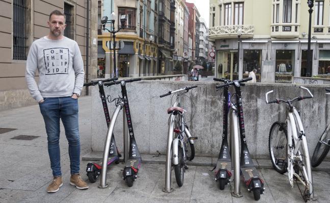 300 euros por 10 minutos en patinete eléctrico