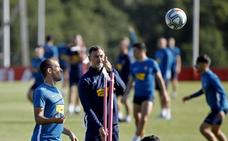 José Alberto convoca a dieciocho futbolistas