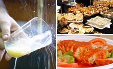 Las citas gastronómicas que no te puedes perder este fin de semana