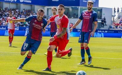 En directo: Huesca - Sporting