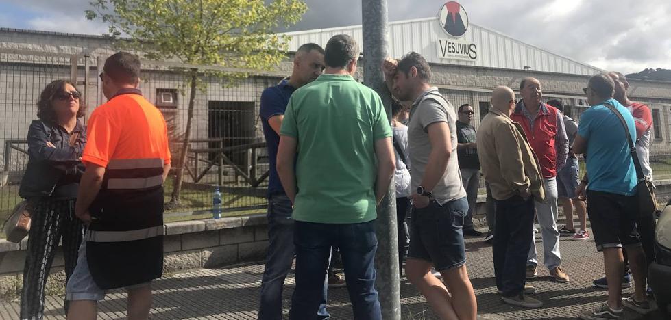 La plantilla de Vesuvius convoca una marcha para el 16 de septiembre