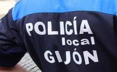 Detenido en Gijón un hombre que tiró al suelo a la dueña de un comercio para huir tras robar en el local