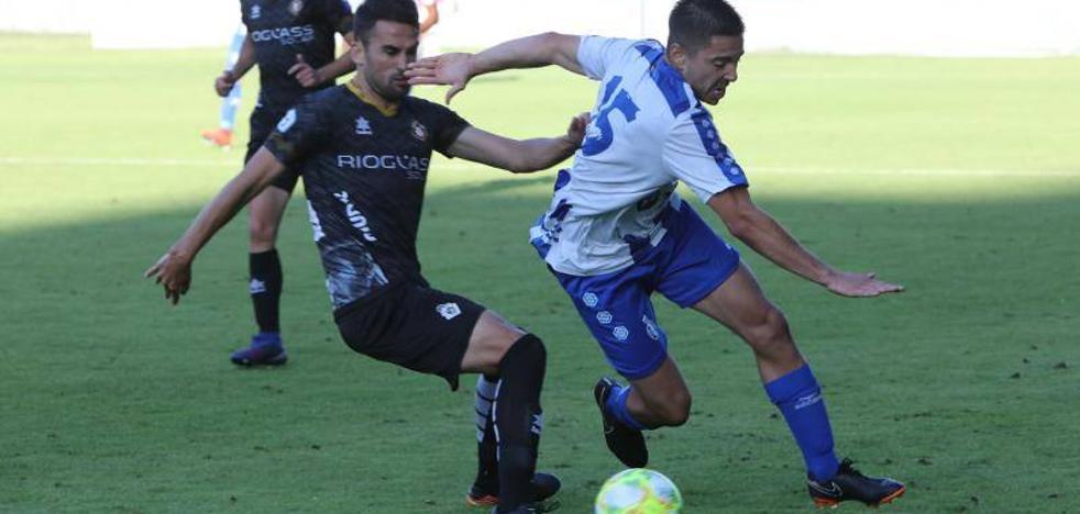 Avilés y Caudal no vieron puerta en un disputado partido (0-0)