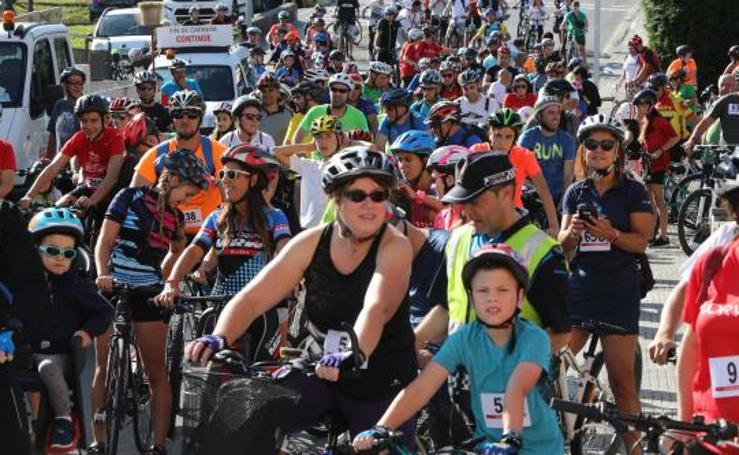 ¡Búscate en el Día de la Bici de Corvera!