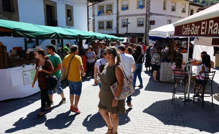 Cabrales celebra el Día de Asturias