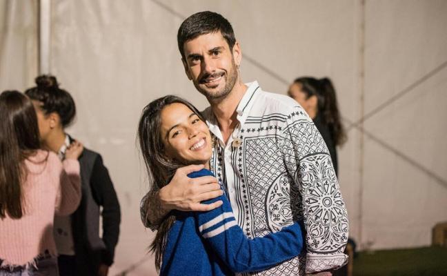 Melendi celebra hoy su boda por todo lo alto en El Escorial