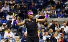 Nadal alcanza la final del US Open