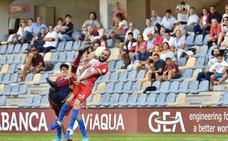 Cruel derrota del Sporting B en Pasarón