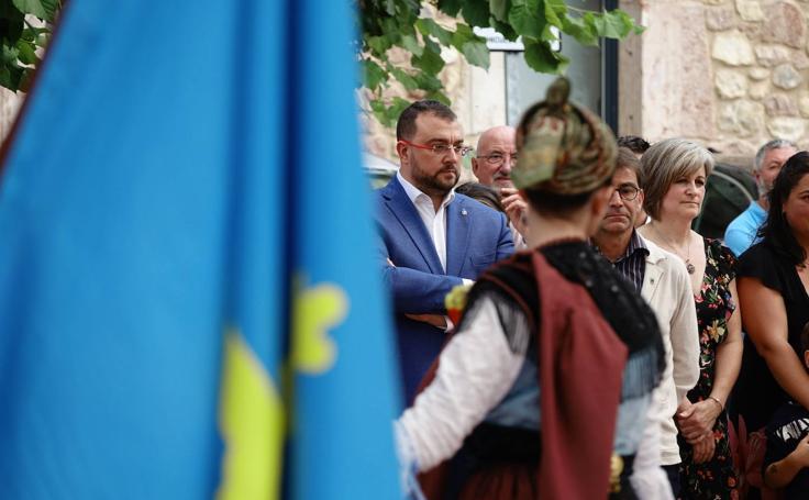 Cabrales y «el orgullo de ser asturiano»