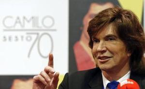 Fallece el cantante Camilo Sesto a los 72 años
