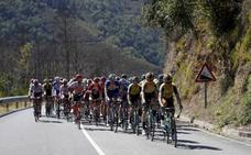 La Vuelta, etapa 15: Tineo - el Santuario del Acebo